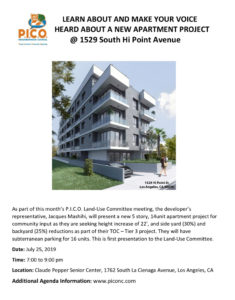 Hi Point Ave Apartment Project – July 25th